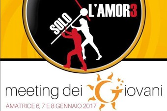 Il logo del meeting