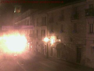Webcam di Amatrice